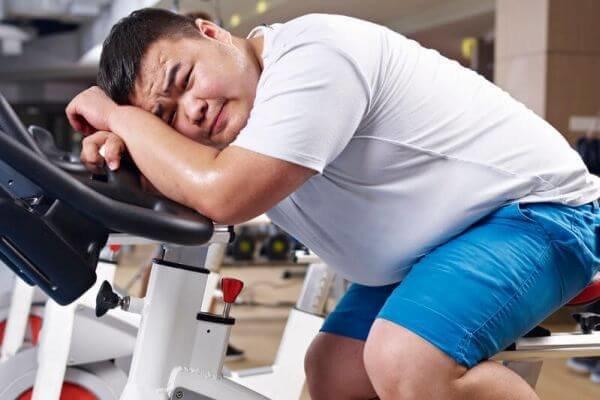 система тренировок в тренажерном зале для похудения