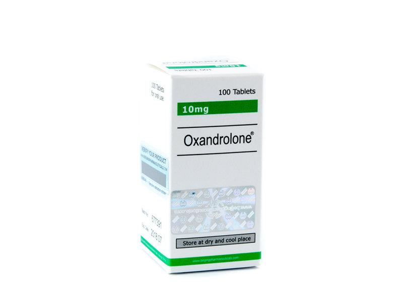 препарат оксандролон