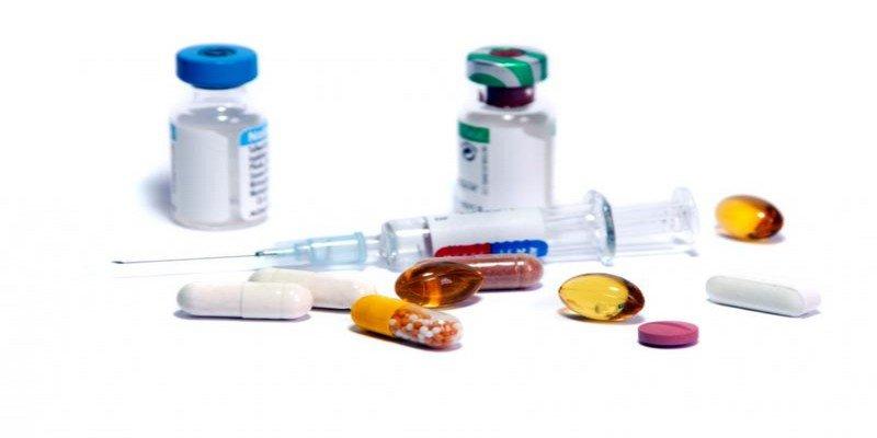 разные форм лекарственных препаратов