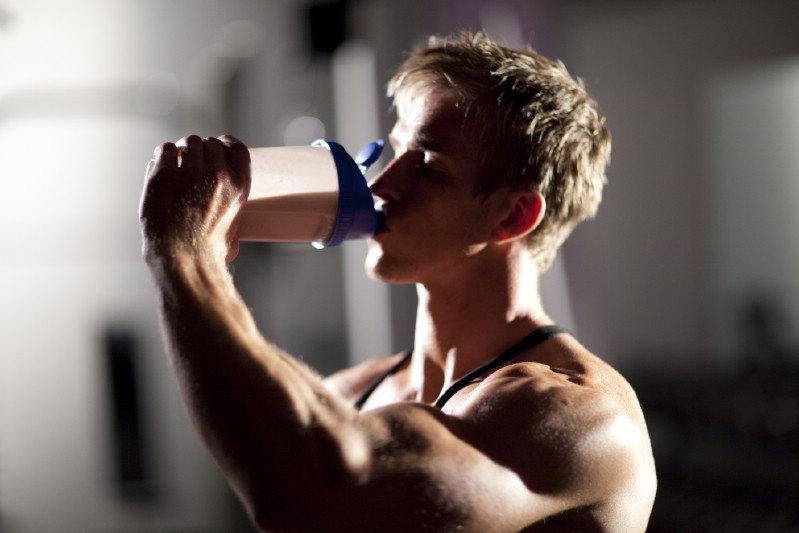 Правила прием яичного протеина