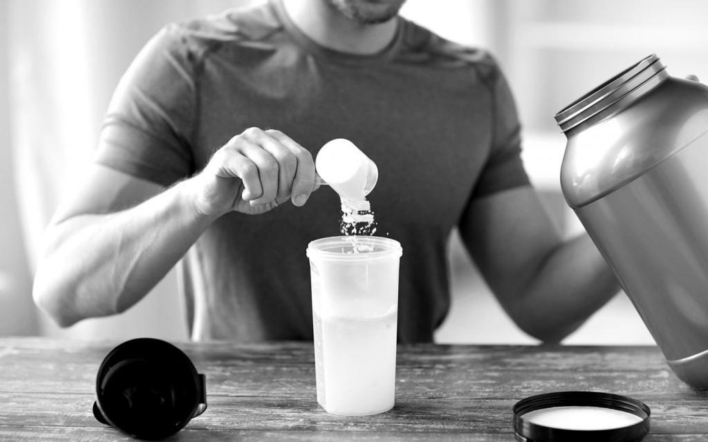 Дозировка яичного протеина