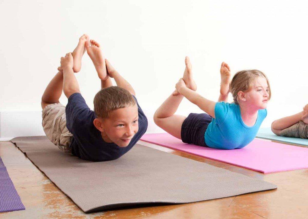 тренировка для детей
