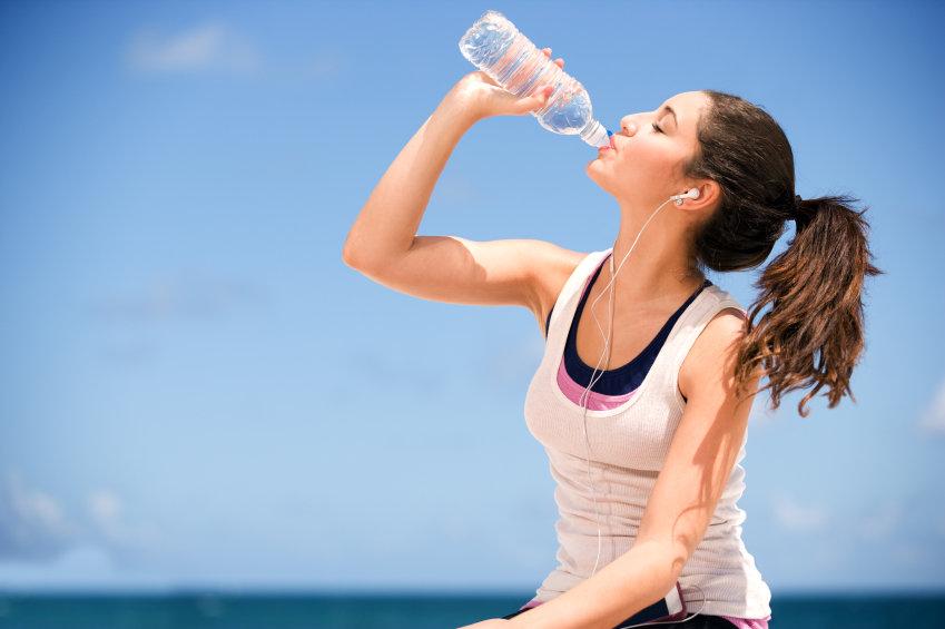 Не забывать выпить воду вовремя
