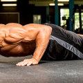 Упражнения для похудения для мужчин в домашних условиях: лучший комплекс