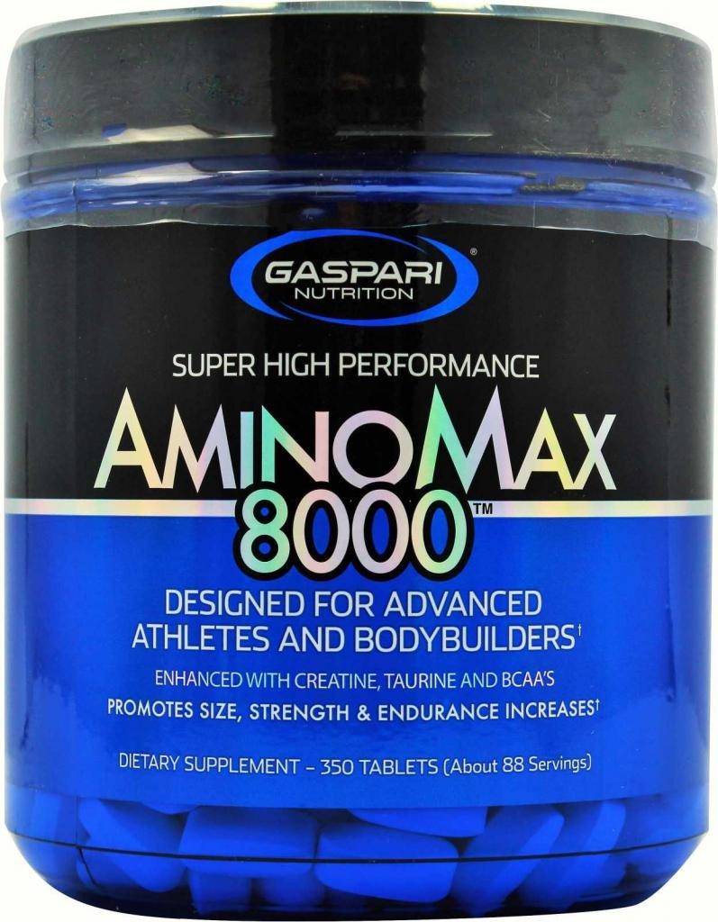 Aminomax 8000 Gaspari Nutrition