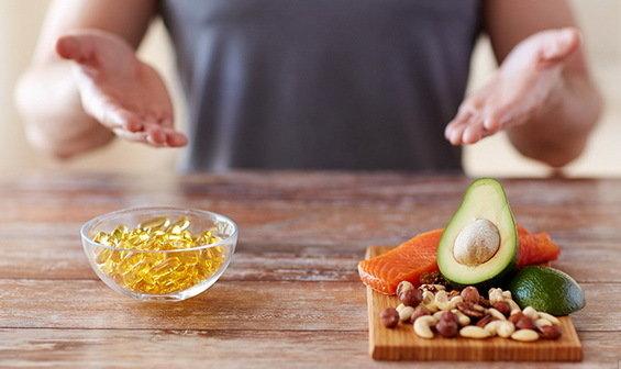 омега-3 из продуктов питания