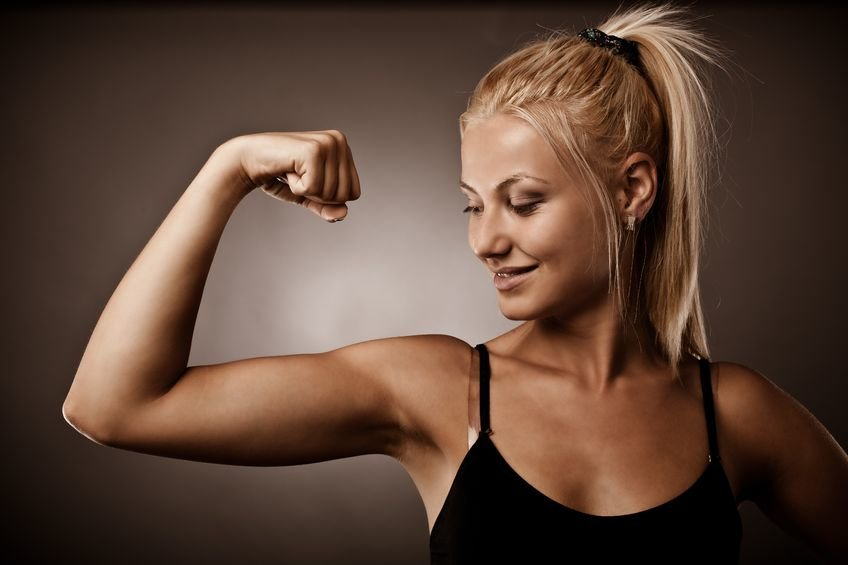 Как увеличить силу рук