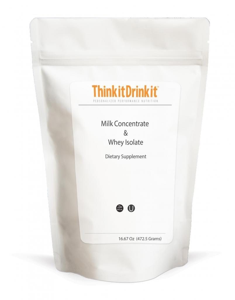 Стандартная упаковка протеина