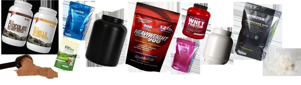 Какой бывает протеин для похудения
