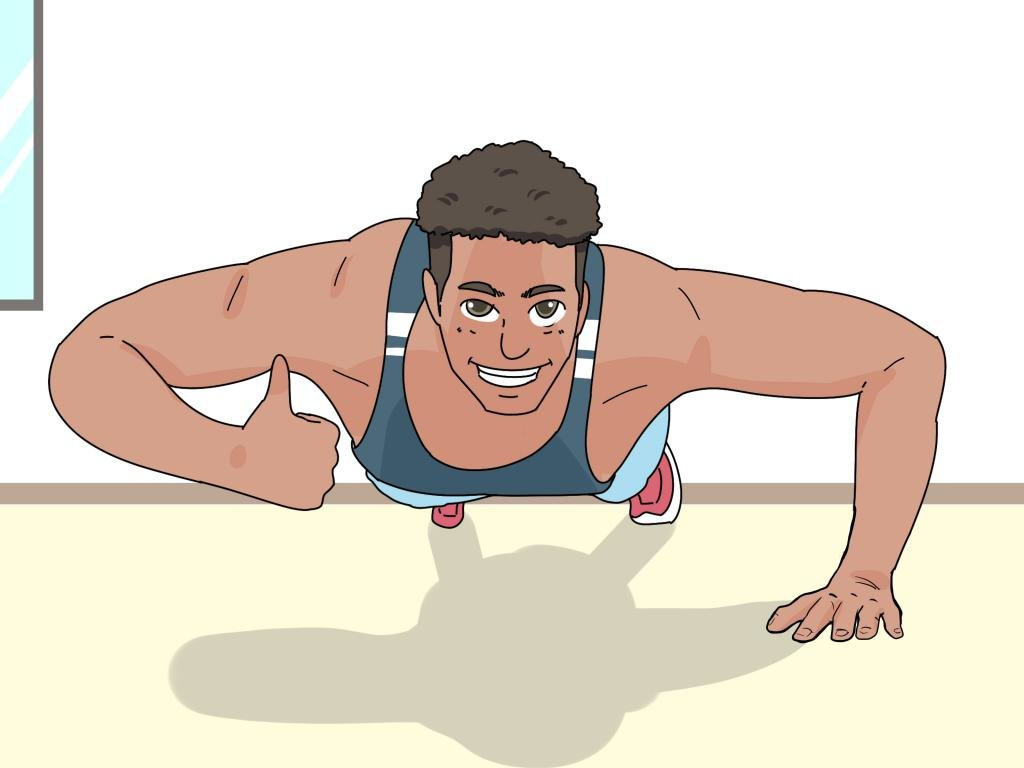 быстро укрепить мышцы на груди