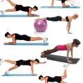 Упражнение планка: виды, техника выполнения с фото