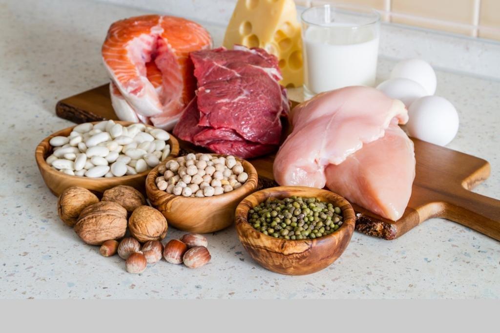 Природные источники протеина