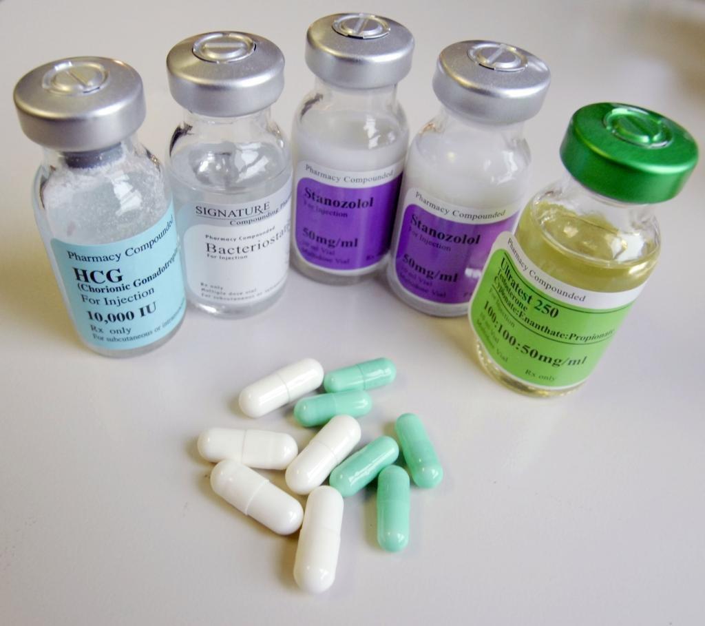 Разные формы стероидных гормонов