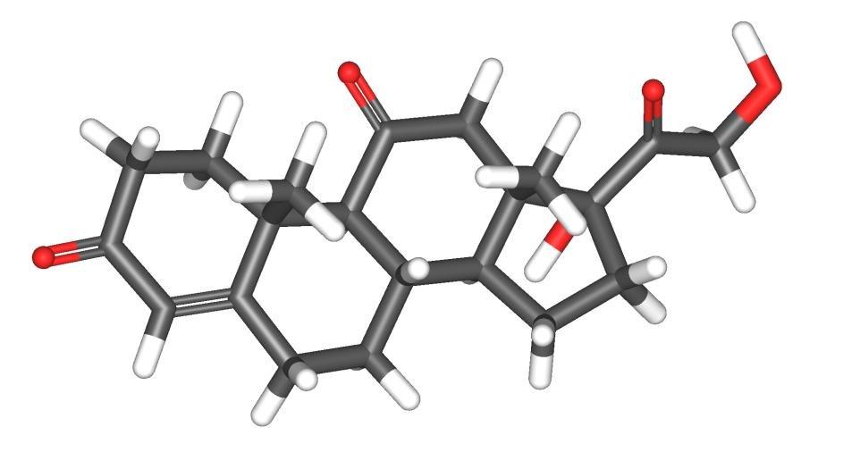 решетка гормона кортизона