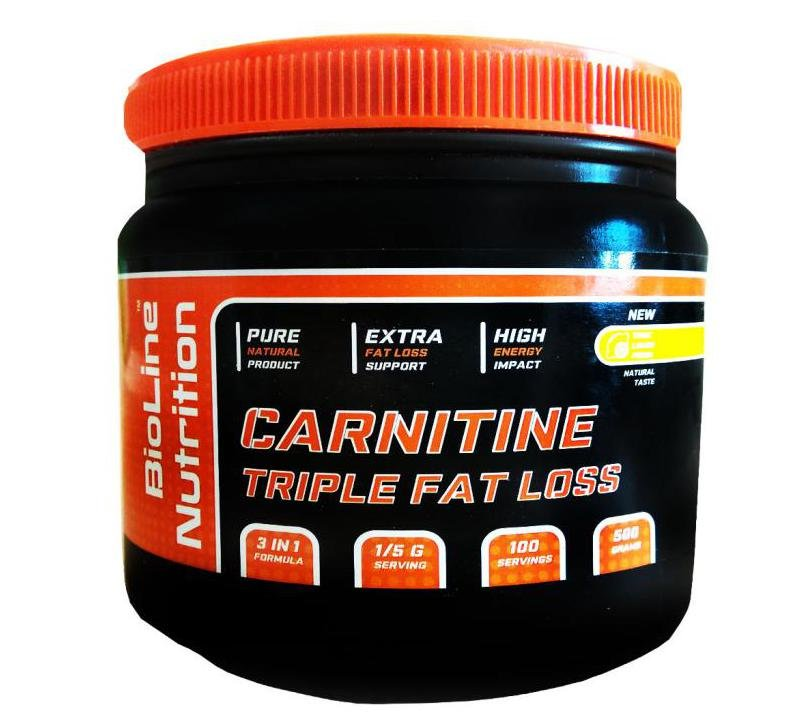 карнитин для жиросжигания