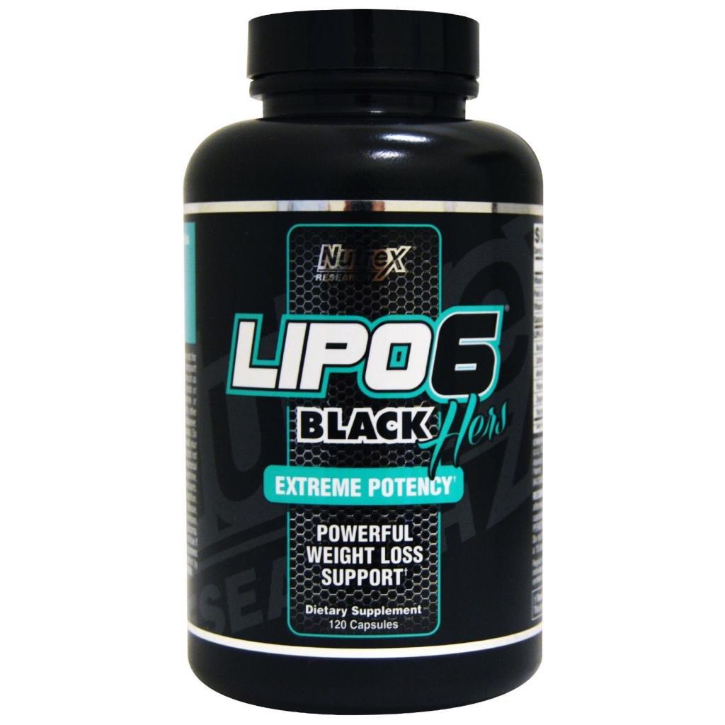 Липо-6 для жиросжигания