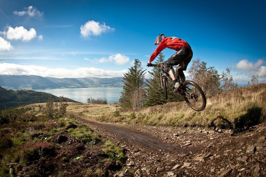 Велосипед для бездорожья