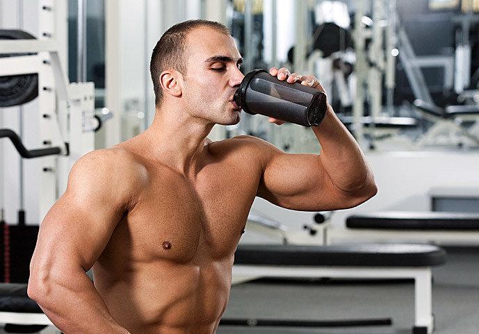 Эффективные аминокислоты для набора мышечной массы
