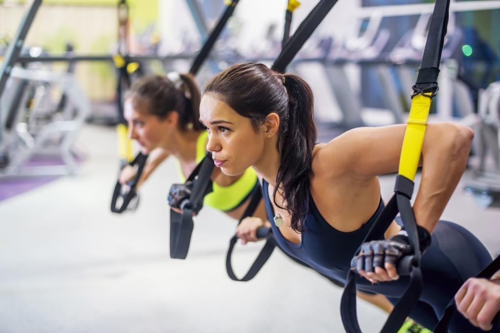 упражнения на мышцы