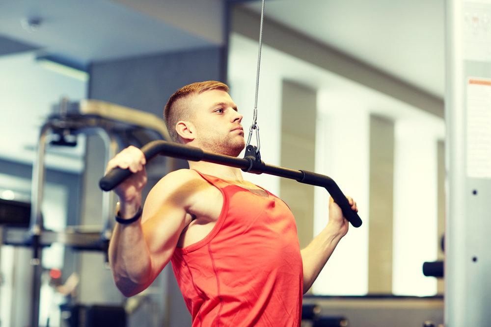 активное упражнение