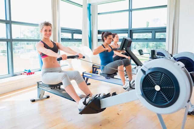 Тренажер весло для похудения