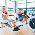 Что входит в план тренировки в тренажерном зале для похудения