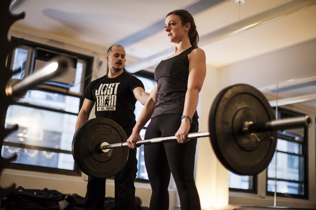 особенности женских тренировок на массу
