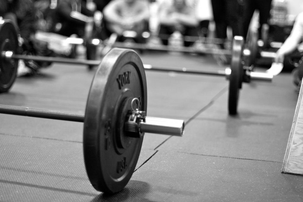 особенности тренировок на массу