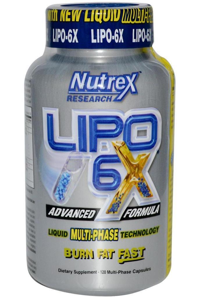 отзывы о липо-6 для похудения