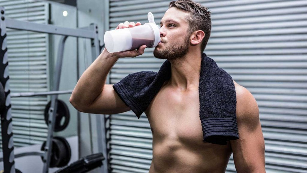 сколько раз в день нужно пить протеин для набора массы