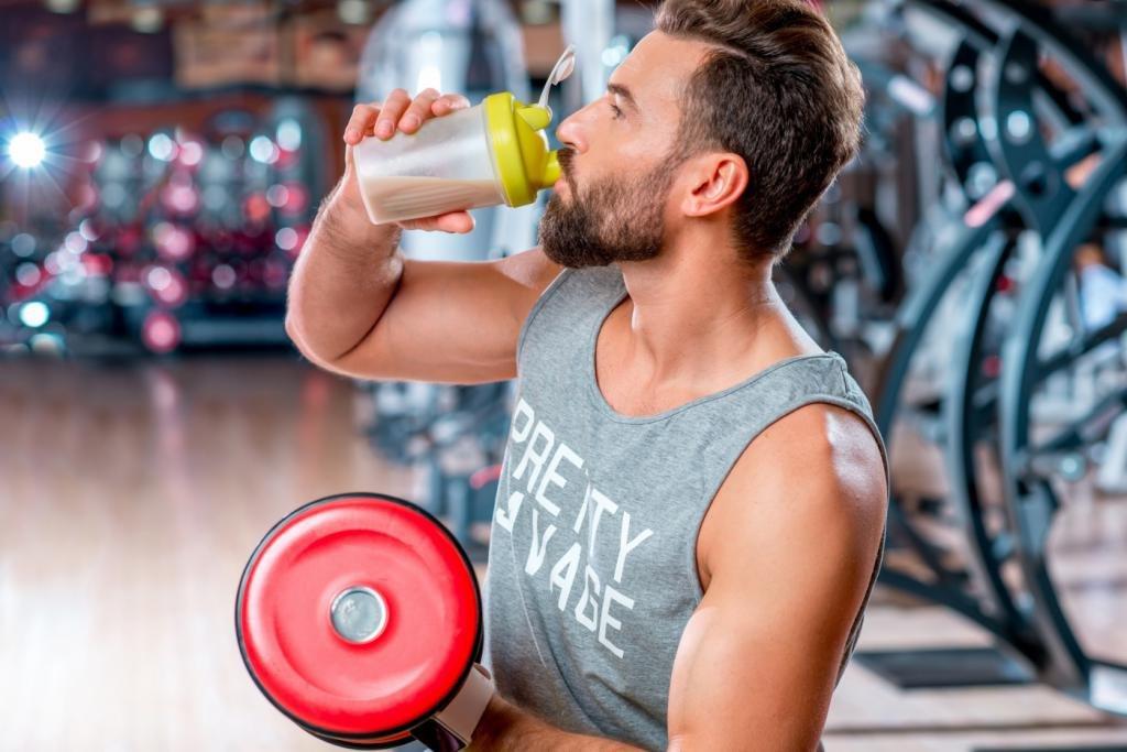 сколько раз в день нужно пить протеиновый коктейль
