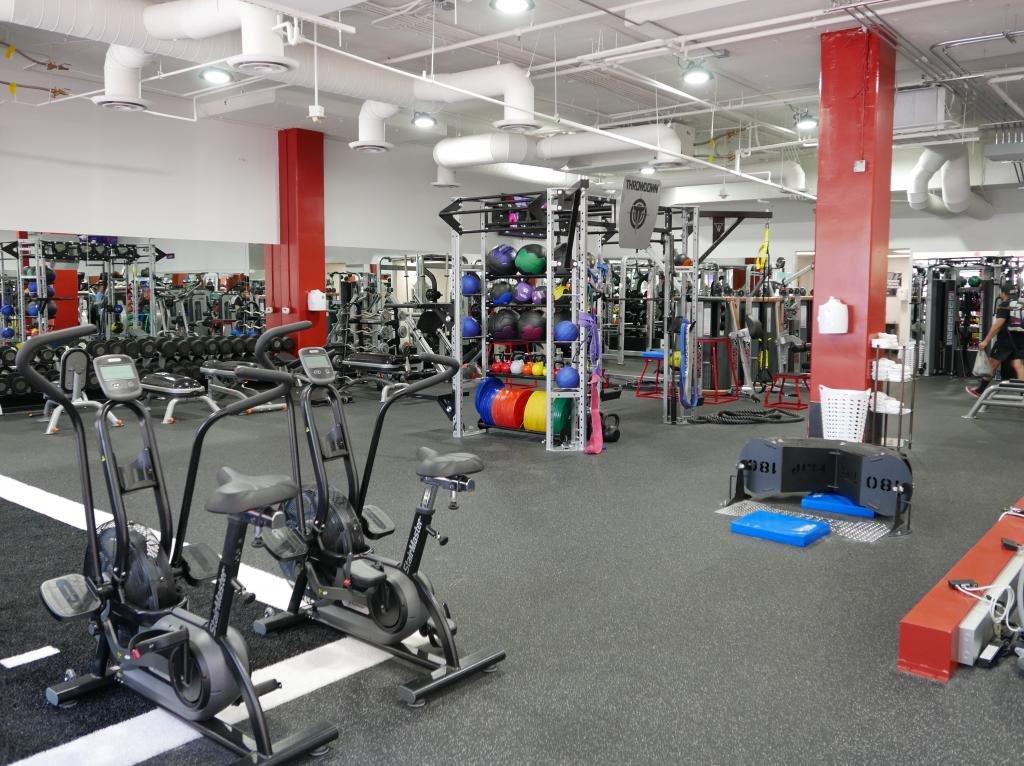 как выбрать фитнес зал