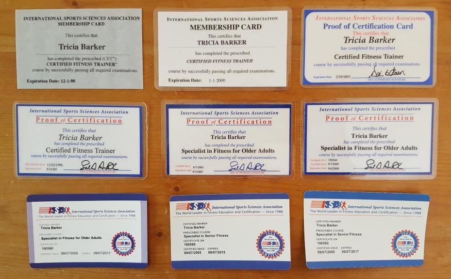 сертификация инструктора по фитнесу