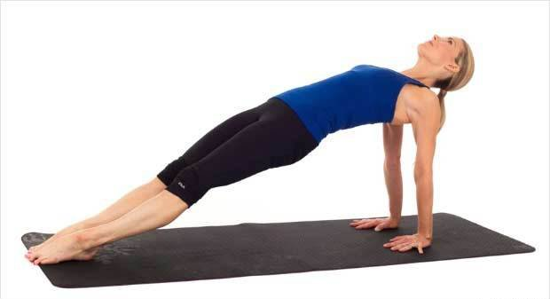 упражнения на ягодицы при больных коленях