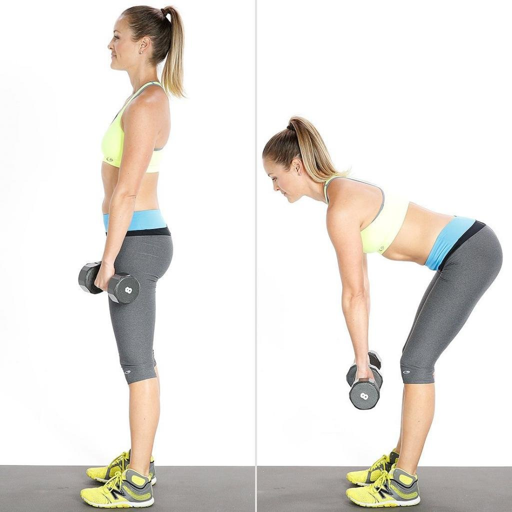 становая тяга для спины