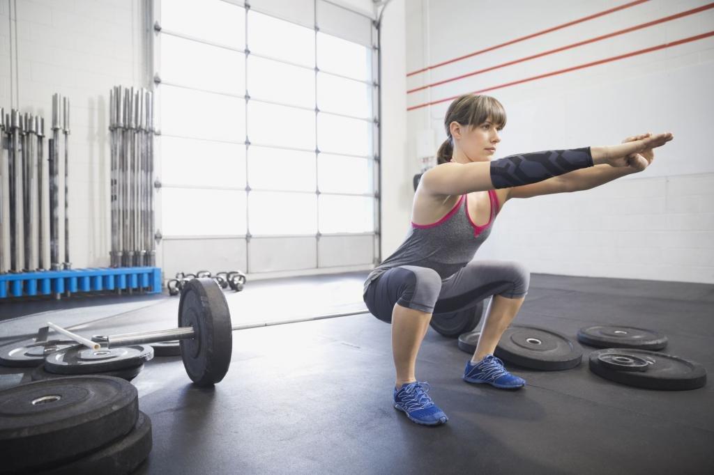 программа силовых тренировок