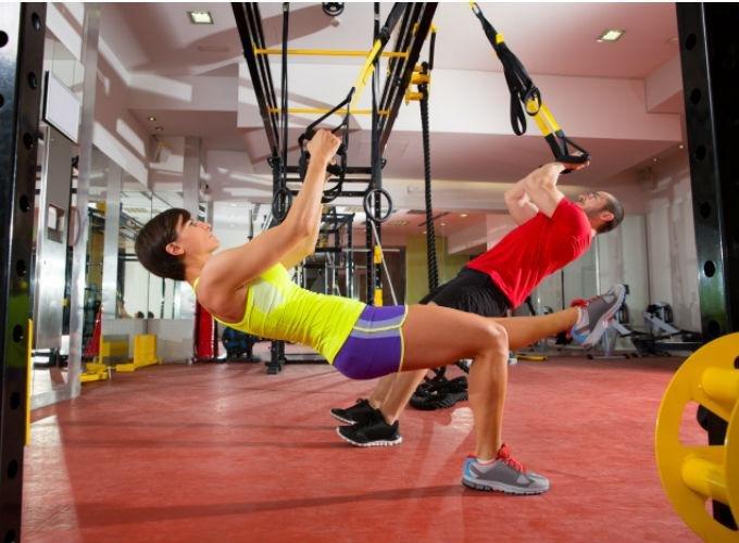 Тирекс упражнения