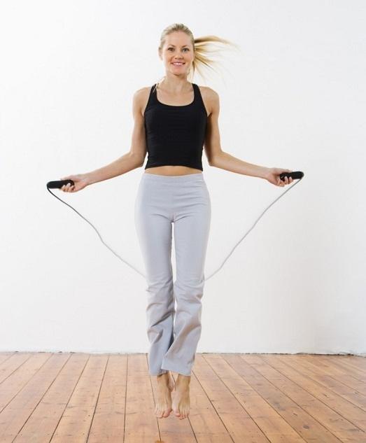прыжки на скакалке для похудения отзывы