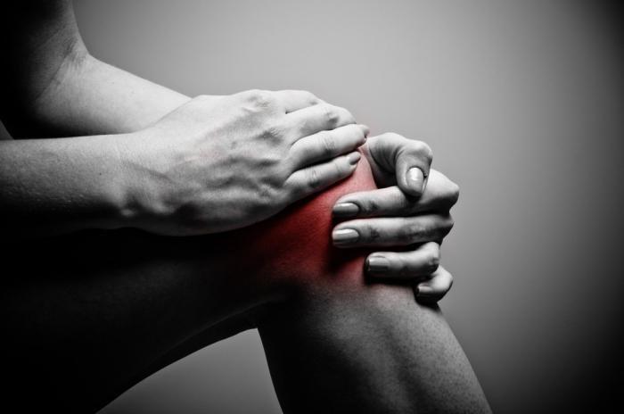 Риск травмирования коленных суставов