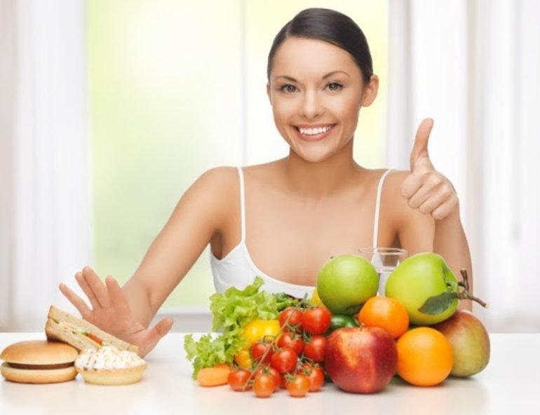 фрукты или фаст-фуд