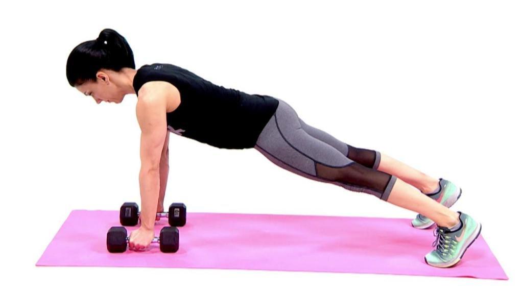 программа силовых тренировок на массу