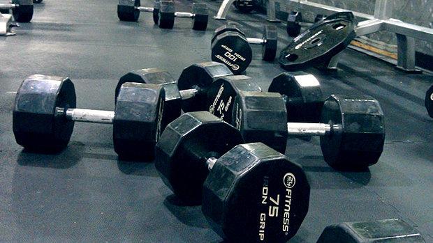 какие мышцы тренировать в один день