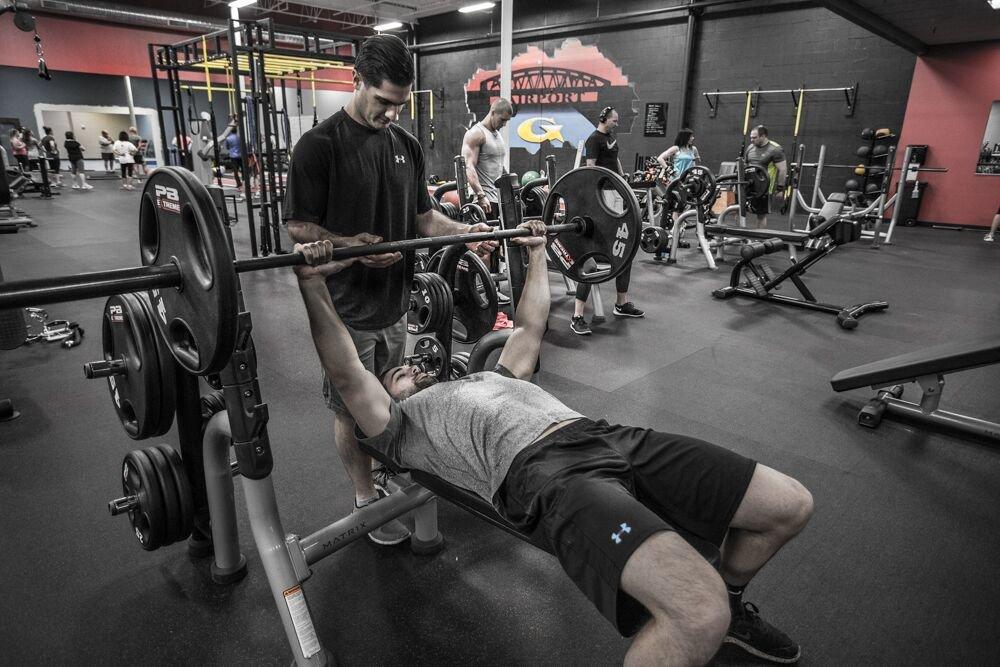 какие группы мышц тренировать вместе