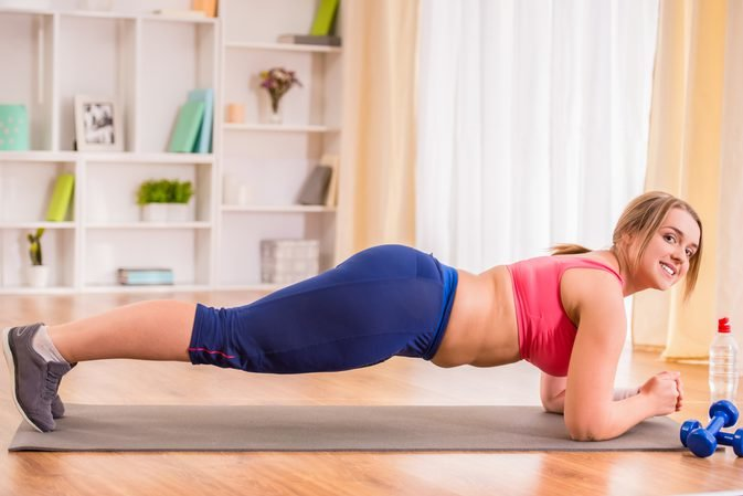 Лишний вес тренировки