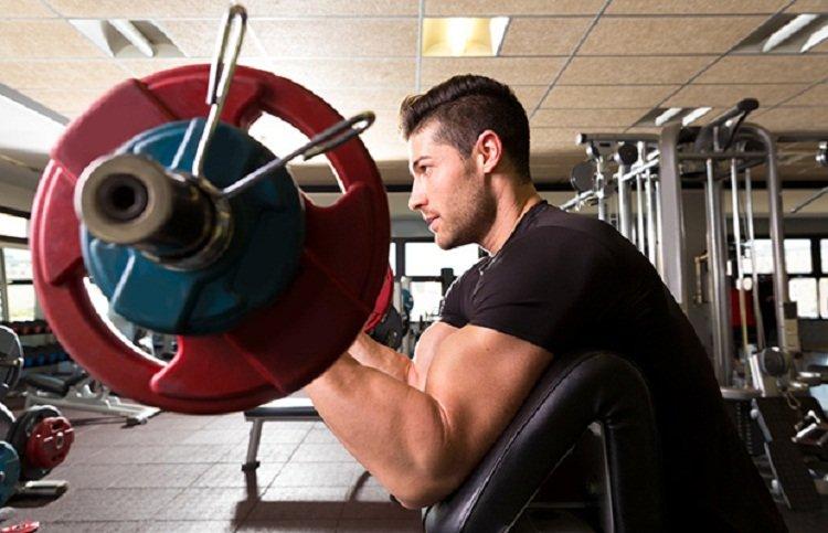 Наращивание мышц