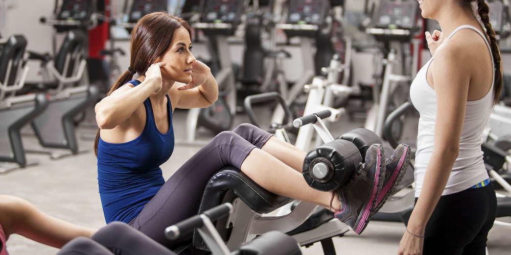 Поддержание веса тренировка