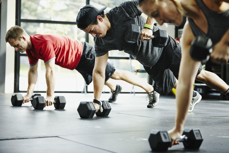 Регулярность тренировок - залог успеха!