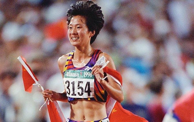 Мировая рекордсменка Ван Цзюнься