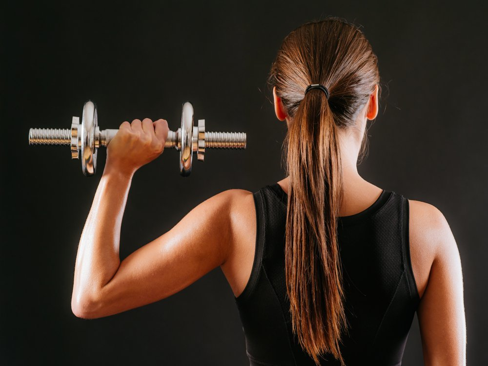 нагрузка для мышц