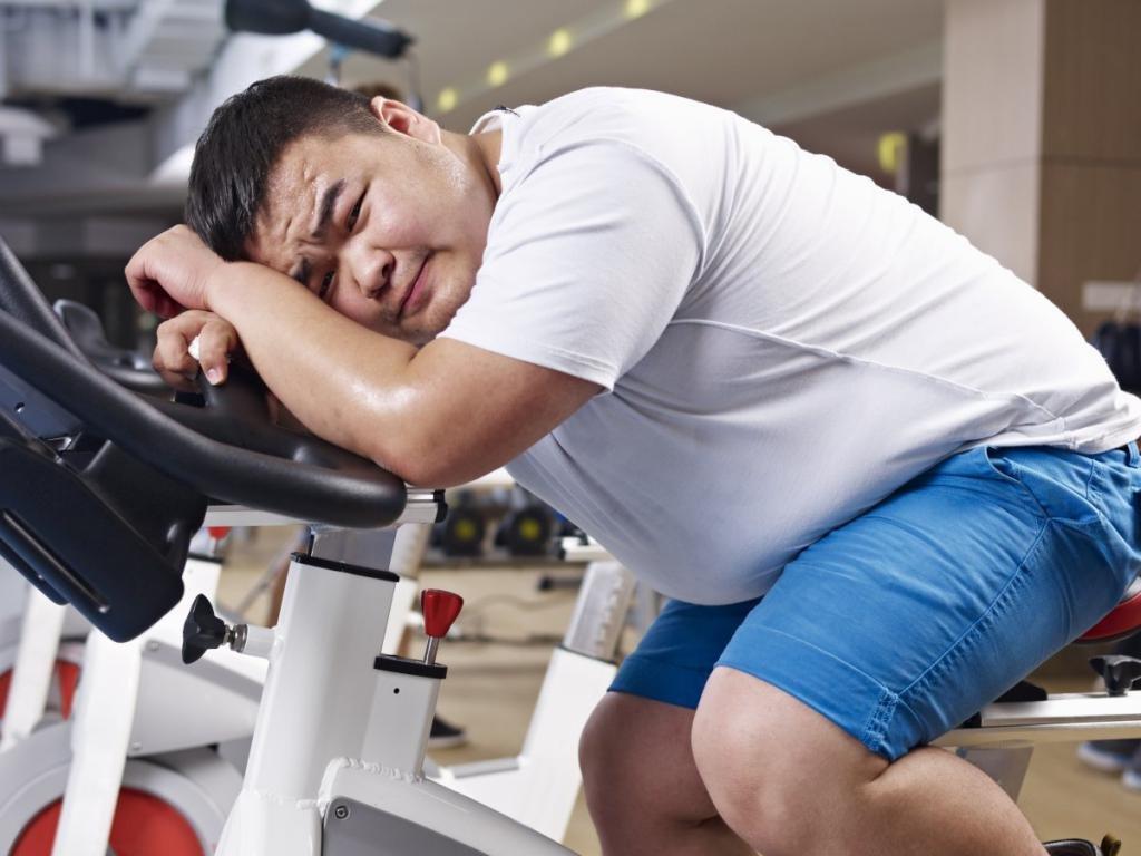 программа тренировок для эндоморфа на похудение